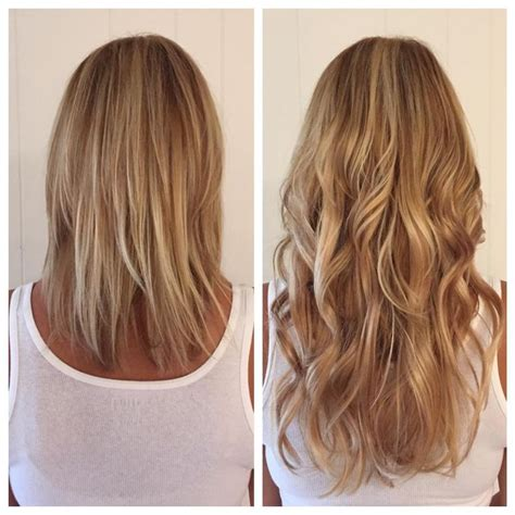 low maintenance hair extensions 17 best images about before after with lox on pinterest