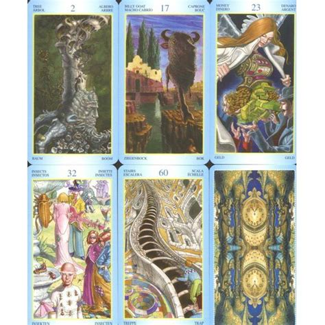 dream inspirational cards lt tarot - Dream Card Gift Card