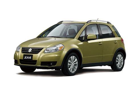 Suzuki Sx4 Crossover Specs 2013 Suzuki Sx4 Crossover Technical Specifications And