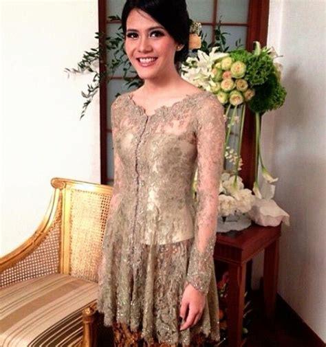 desain dress kebaya modern 17 best images about kebaya modern on pinterest javanese