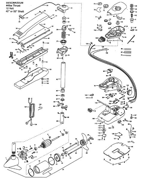 wiring diagram for minn kota power drive the within minn
