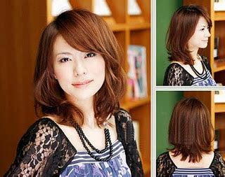 tutorial tata rias rambut pendek trend asia gaya rambut pendek tahun 2012