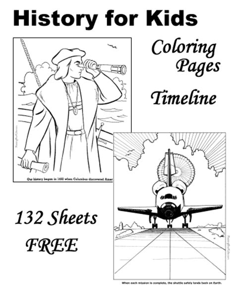 coloring pages for us history early american colouring pages
