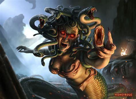 Born Evil Three monstrous illustrations tsumea