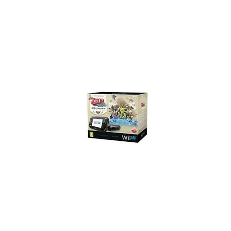 console wii u 32 go console nintendo wii u 32 go the legend of