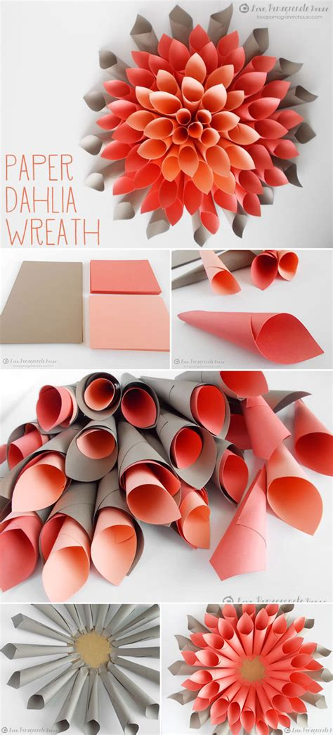 diy decorations using paper diy wedding ideas 10 ways to use paper for weddings