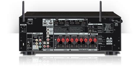 pioneer av receivers pioneer electronics usa