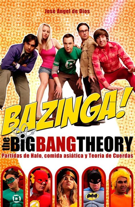 libro big bang pop bazinga the big bang theory libros y literatura