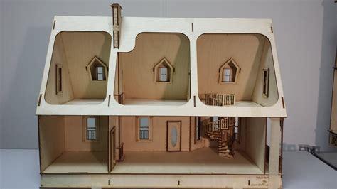 dollhouse scale alisha country dollhouse 1 24 scale