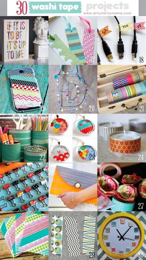 washi tape projects 53 best images about washi tape crafts on pinterest