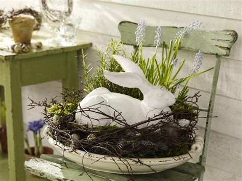 Easter Decorations To Make For The Home 15 More Easter D 233 Cor Ideas For Your Home