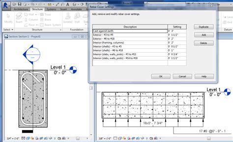 tutorial autocad detailing revit rocks cadclips revit rebar cover tutorial