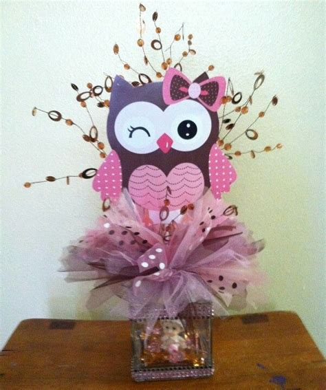Owl Decoration For Baby Shower by 25 Best Ideas About Owl Centerpieces On Owl