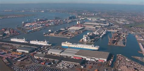 Cape Home Plans P Amp O Ferries Extends Ro Ro Service At Tilbury Port World
