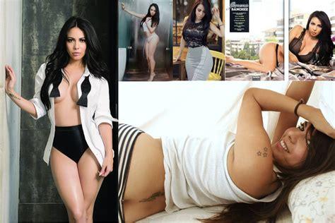 jimena sanchez desnuda en revista h 2016 jimena s 225 nchez arrasa con sus sensuales fotos y video en