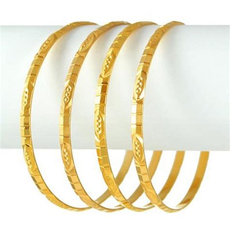Latest Gold Bangles Designs For Bridals Gold Bangles