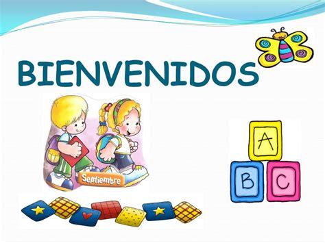 Imagenes Educativas De Bienvenida | maestra asunci 243 n carteles de bienvenida