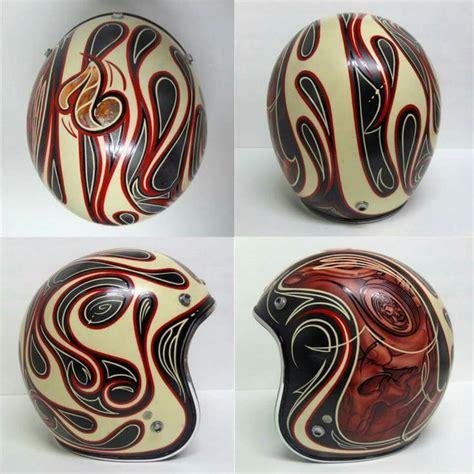 la design helmet painting 246 best images about vintage custom helmets on
