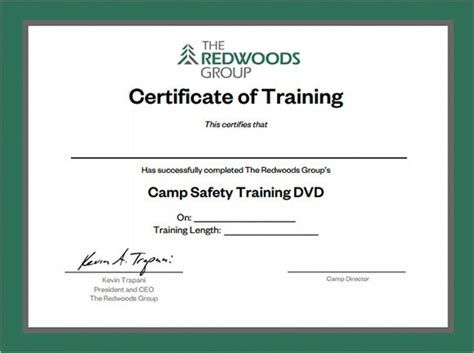 safety certificate templates doc 960720 leadership certificates bizdoska