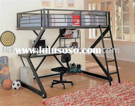 Metal Loft Bed With Desk Assembly by Bunk Bed 769 04 Bunk Bed Mattress 299 Myideasbedroom