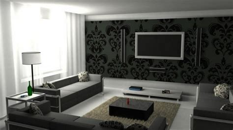 grey black and white living room ideas property setia alam mrs on9la1