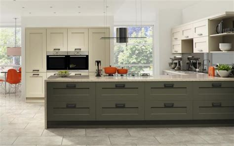 Painted Cabinet Ideas Kitchen our kitchens deluxe kitchens chorley