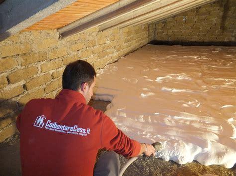 isolamento soffitto interno isolare il sottotetto coibentare casa