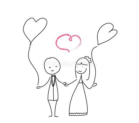 doodle wedding wedding doodle stock images image 29068784