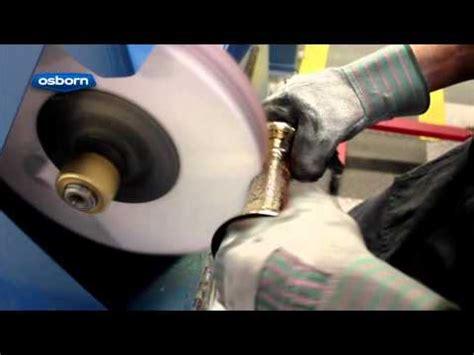 Polieren Messing by Messing Polieren Osborn Anwendungsvideo Youtube