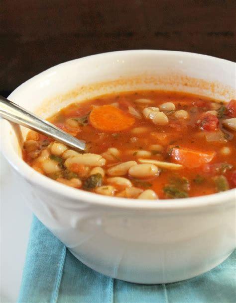 fat burning vegetable bean soup not quite a vegan