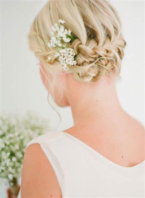 Hochzeitsgast Frisur Kurze Haare by Wedding Styles For Hair Hairstyles 2017