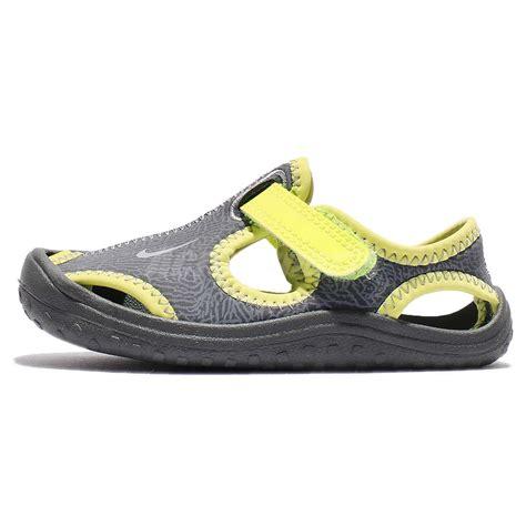 nike infant sandals nike sunray protect td volt toddler baby infant sandal