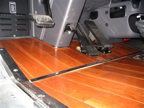 Wood Floor Kits For Semi Trucks by Big R Express Photos