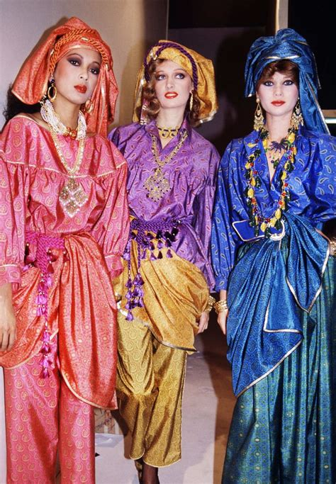 ysl design inspiration see glorious backstage photos from yves saint laurent s