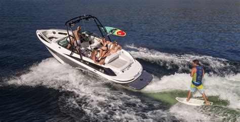 best wake surfing boat 2017 10 of the best wake surfing runabouts boat