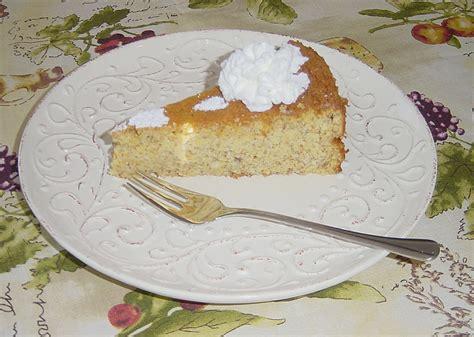 orangen mandel kuchen orangen mandel kuchen rezept mit bild pumpkin
