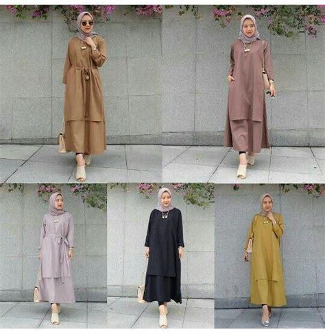 Gamis Ballotely Sheinchy Maxy By de 9516 b 228 sta fashion idea moslem style bilderna