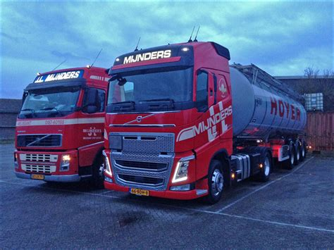 volvo light trucks transport transportnieuws transport j