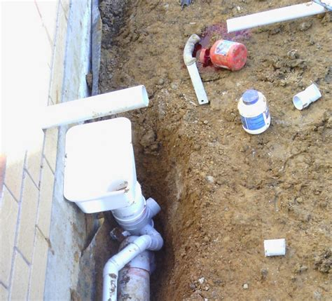 Overflow Trap Plumbing by Overflow Relief Gully Trap Maintenance Repair