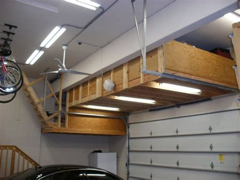 Hanging Ceiling Storage by Best 25 Overhead Storage Ideas On Overhead