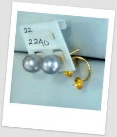 anting mutiara emas 0028 south sea pearl necklace price