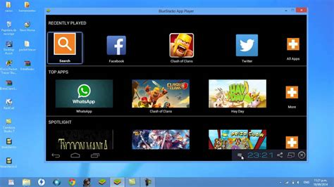bluestacks youtube app bluestacks app player andrid emulator youtube