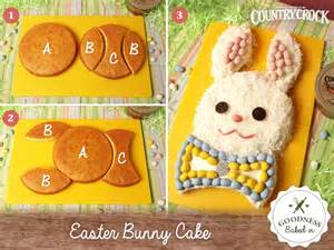 Fun easter bunny cake just me and you kid