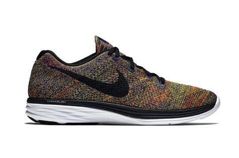 Nike Flyknite nike flyknit lunar 3 in multicolor hypebeast