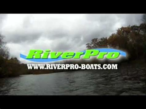 riverpro jet boats riverpro jet boat youtube