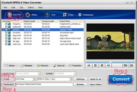 format converter mpeg icoolsoft mpeg 4 video converter convert mpeg 4 files to