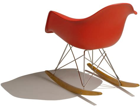 molded plastic armchair rocker eames 174 molded plastic armchair with rocker base