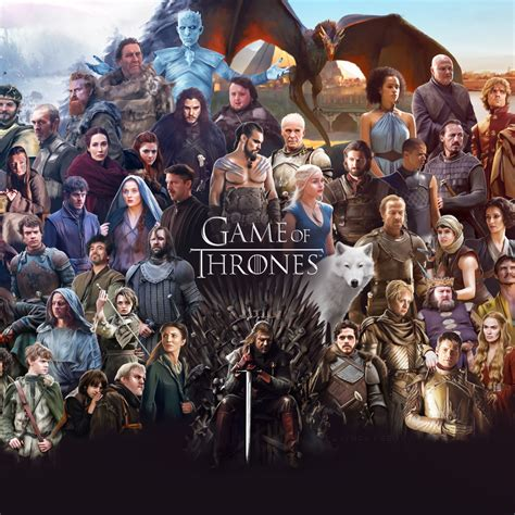 cast of game of thrones with pictures 2048x2048 game of thrones all cast ipad air hd 4k
