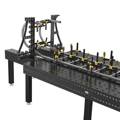 s2 280020 xd7 strong siegmund welding table jig fixture
