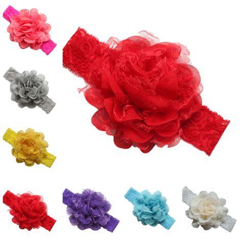 s chiffon flower headbands only 1 04 each aliexpress buy 2016 new chiffon flower infant